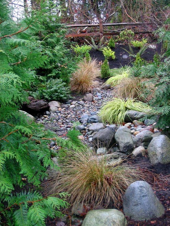 25 Gorgeous Dry Creek Bed Design Ideas Gardens 25! And Creekbed