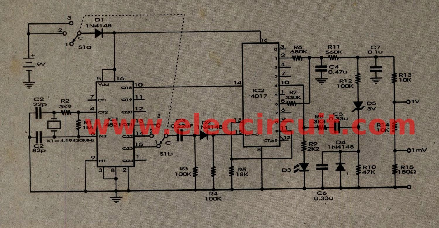 Sound Scr Switch By Ic 1458 Amp Scr C106d