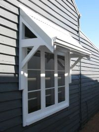 federation window awning