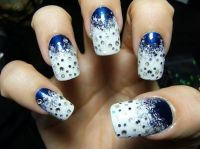 winter nails 2013   Winter Nail Tints 2013: Cool Blue In ...