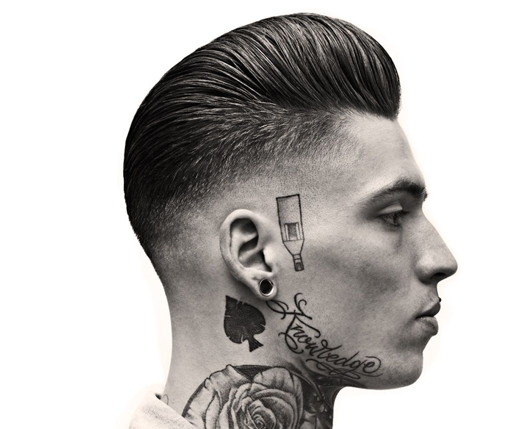 Cool 25 Eye Catching Greaser Hair Styles Find Your Fashion