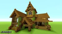 MINECRAFT: How To build A survival House | Best survival ...