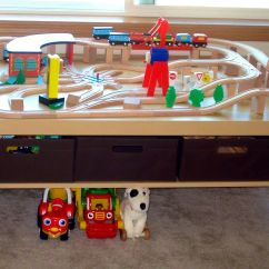 Thomas Table And Chairs Uk Wooden Kitchen For Sale Train Set Ikea Home Made With