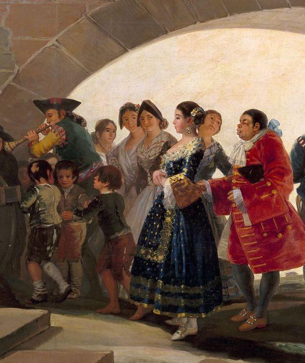 Francisco De Goya La