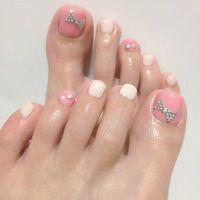 Foot nails | Nails | Pinterest | Feet nails, Pedicures and ...