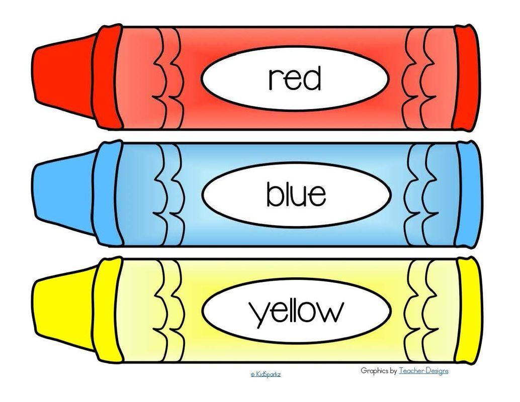 Color Brown Worksheets