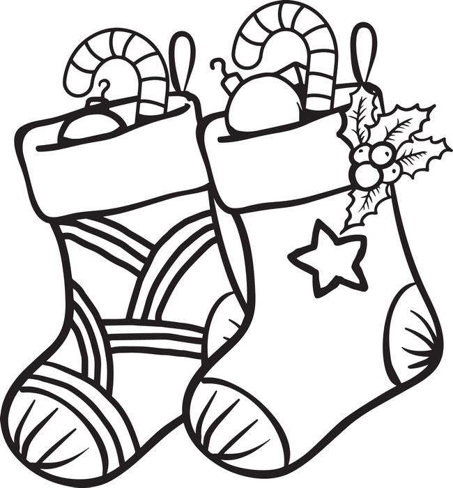 Candle Coloring Page Preschool