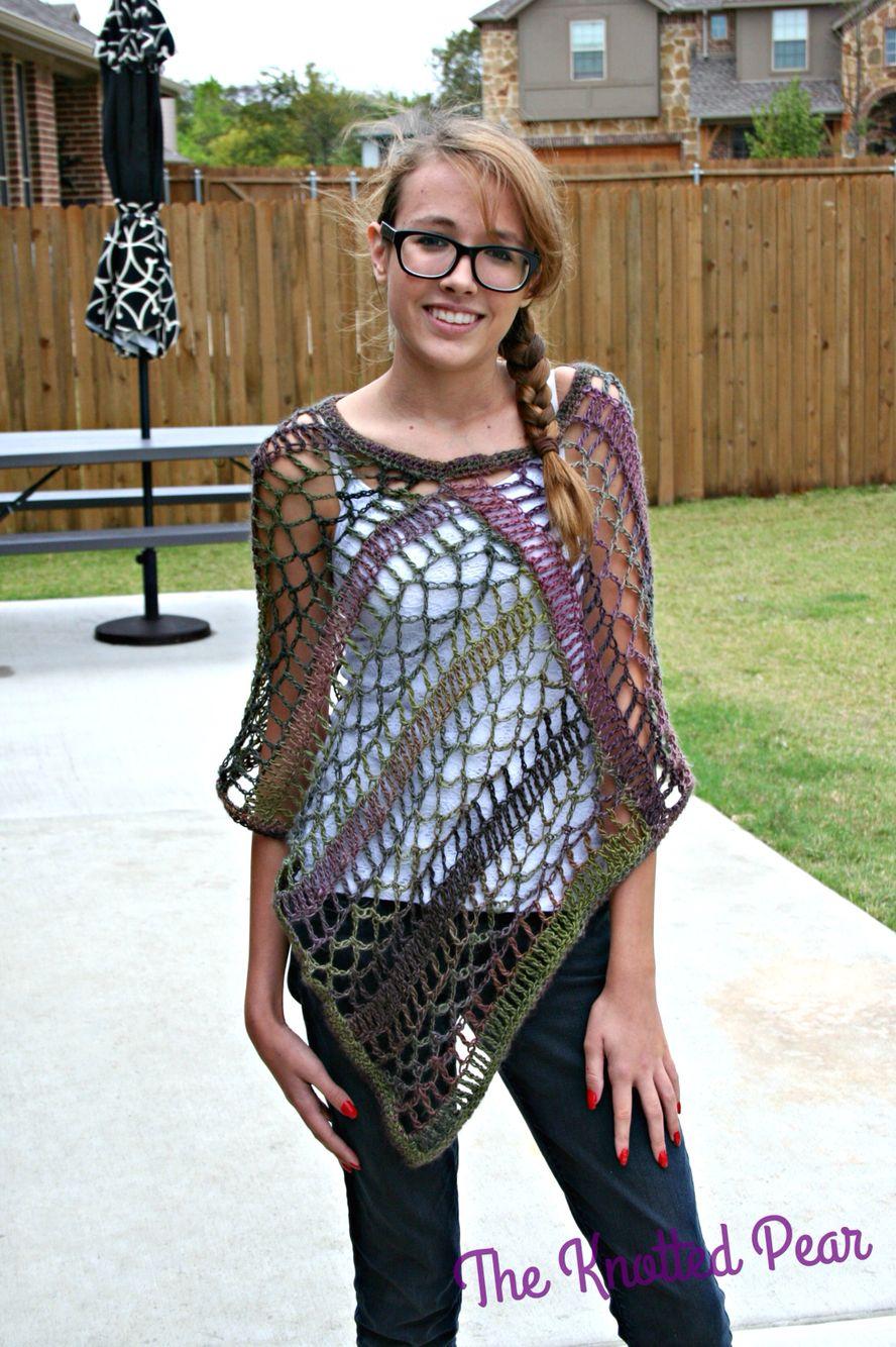 24 Lots Of Inspiration Crochet Poncho Design  DIY to Make