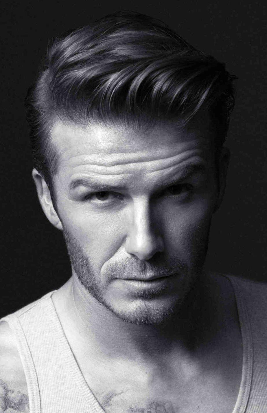 Männerfrisuren 2017 Undercut David Backham Pinteres