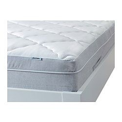 Ikea Sultan Hansbo Memory Foam Pillowtop Mattress Twin Active Response Coils Are Individually Wred To Insulate