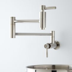 Contemporary Kitchen Faucets Metal Top Table Best 25 43 Pot Fillers Ideas On Pinterest