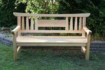 Japanese Garden Bench - Reader' Fine