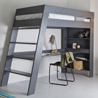 Ultra stylish and contemporary, the Julien Kids Loft Bed ...