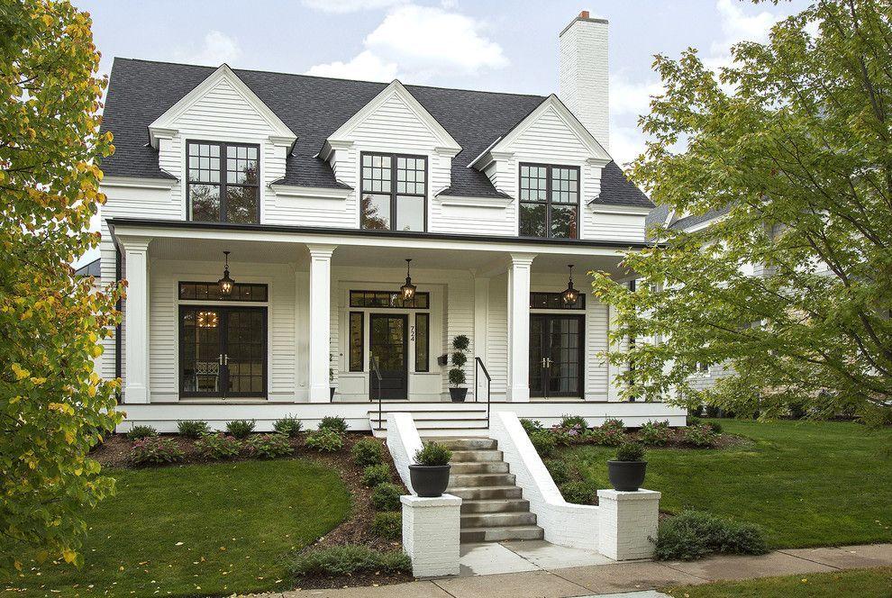 colonial house exterior renovation ideas