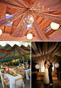 Wedding Reception Ceiling Decorations | www.imgkid.com ...
