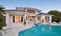 Florida Luxury House Plans Designs