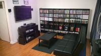 My Gaming Living Room (1/7/15) | Game rooms, Video game ...