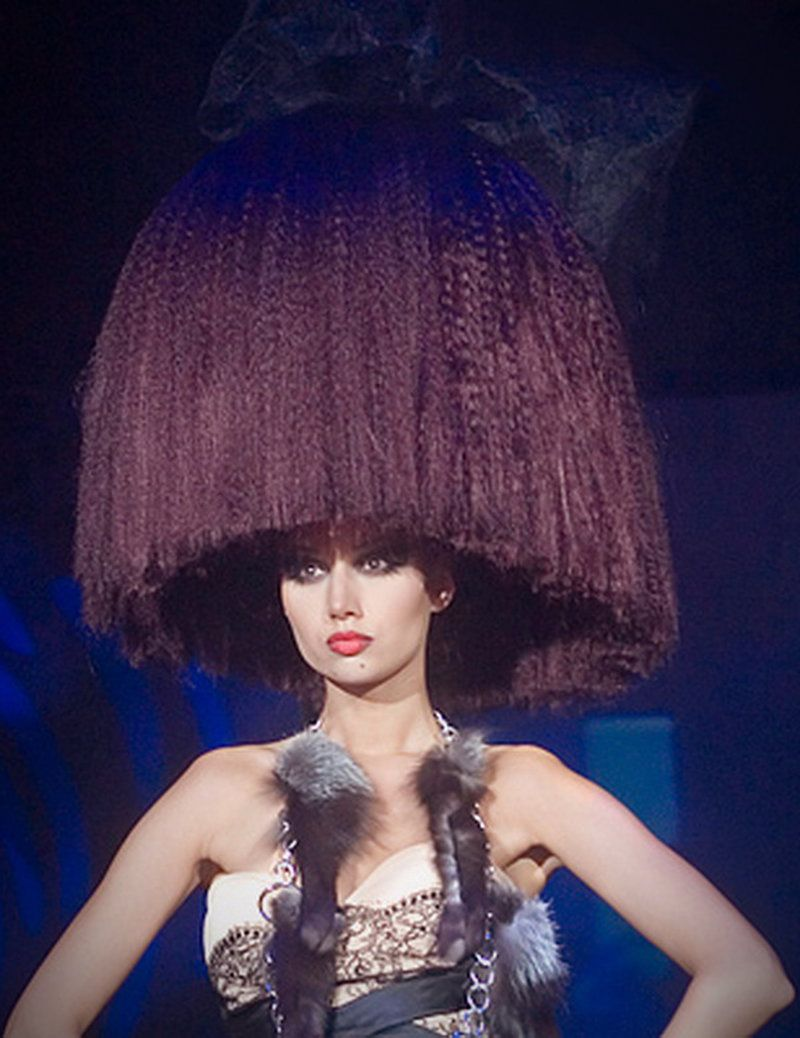 Beliebte Verrückte Frisuren Ideen 2015 Haare Pinterest