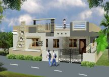 Compound Wall Elevation Designs