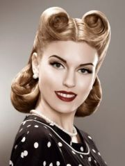50s housewife hairstyles