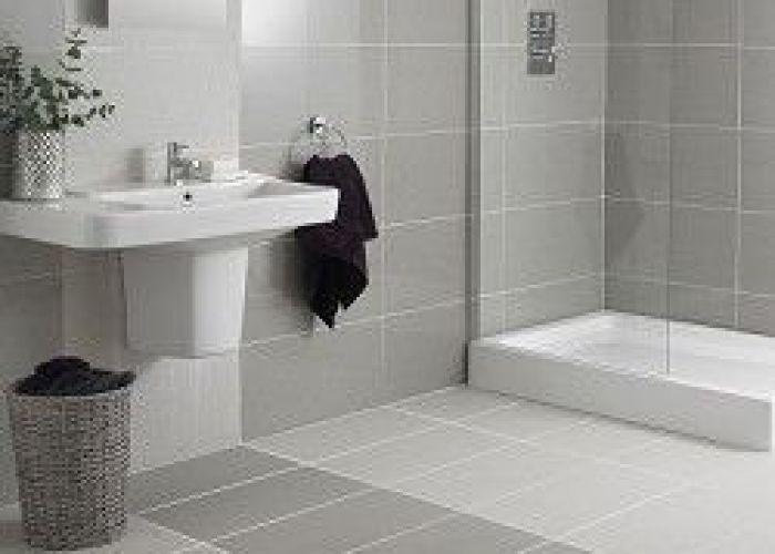 Regal loving the change in floor tile colour across room also