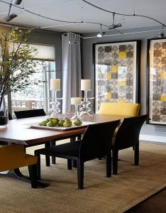 Dining room decoration table and drapes casual rooms decorating ideas for soothing interior home also rh za pinterest