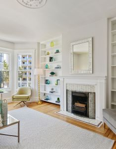 High ceilings hardwood floors and period detailing throughout this sf edwardian top also rh pinterest