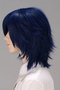 Short navy blue hair - this but shorter | hair hair ...