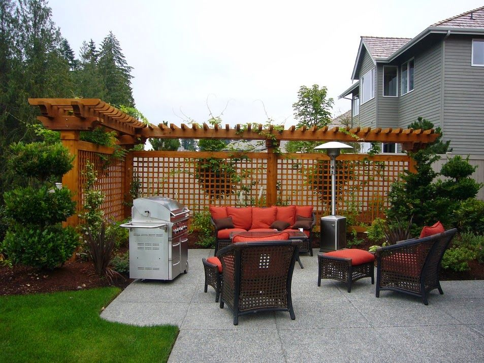 Good Backyard Privacy Ideas Privacy In The Garden Pinterest