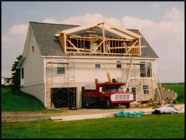 Cape Cod Home Addition Ideas This Addition We Needed To Add A