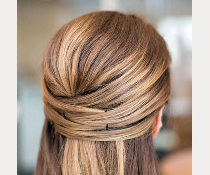Crisscross Wedding Hair So Cool You'll Want To Copy Copy