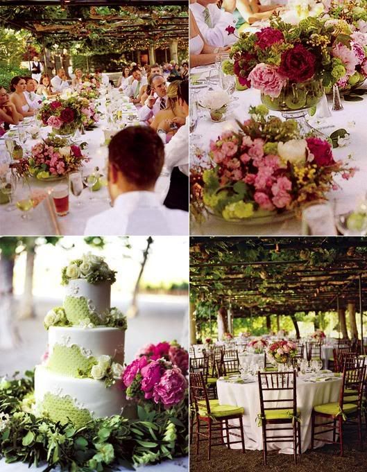 Secret Garden Wedding Theme Wine Themed Wedding Ideas