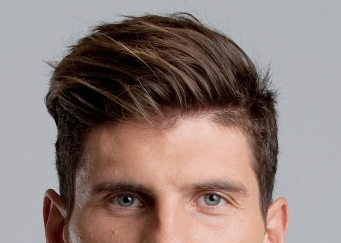 Manner Frisuren Seiten Kurz Oben Lang – Trendige Frisuren 2017