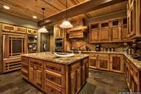 Mountain Style Home Decorated in Rustic Style   Rustic ...