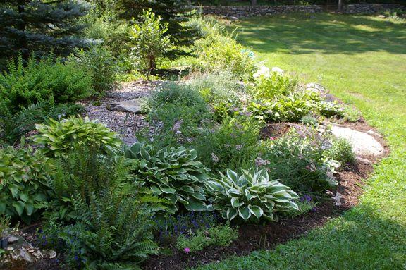 Creating A Landscape Berm How To Design A Berm Or A Berm Garden