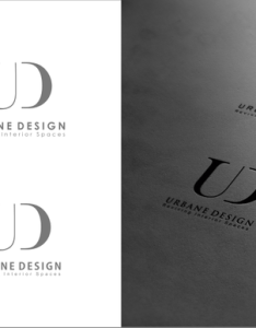 Interior design firm seeking fun sleek timeless logo by fenix also rh pinterest