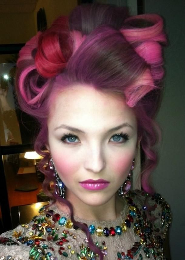 Top 50 Funky Hairstyles For Women Around The Worlds Curlss And
