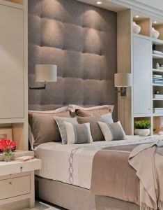 Contemporary bedroom design can be easily achieved by making everything neutral and the entire look as minimalist possible also top home decor tips of week small space decorating rh pinterest