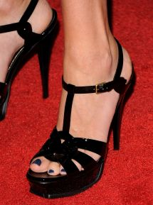 Julia-roberts-feet Zapatos