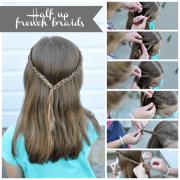 3 simple hair styles