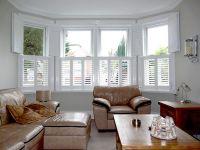 Creative Designs of Bay Window Blinds | Plinkmedia.com ...