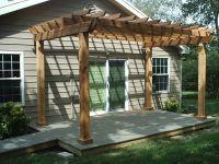 25 Beautiful Pergola Design Ideas | Pergolas, Backyard and ...