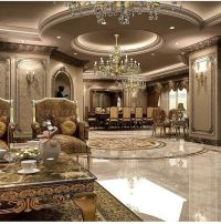 Regal Luxury Mansion Interior Design | Aetherial Home ...
