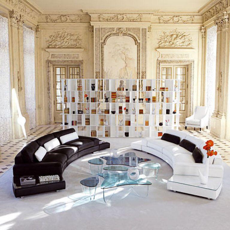 Muebles Separadores De Espacios Muebles Separadores De Espacios Trucos Para Separar Ambientes En Espacios Difanos Desayunador Separador De