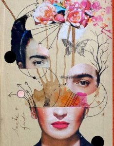 Loui jover frida for beginners collage also pin by ninon lutters on my art pinterest rh