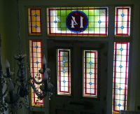 stained glass front door - Google Search | Home Ideas ...