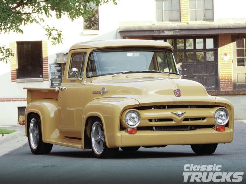 small resolution of 1600x1200 hq res 1956 ford f 100