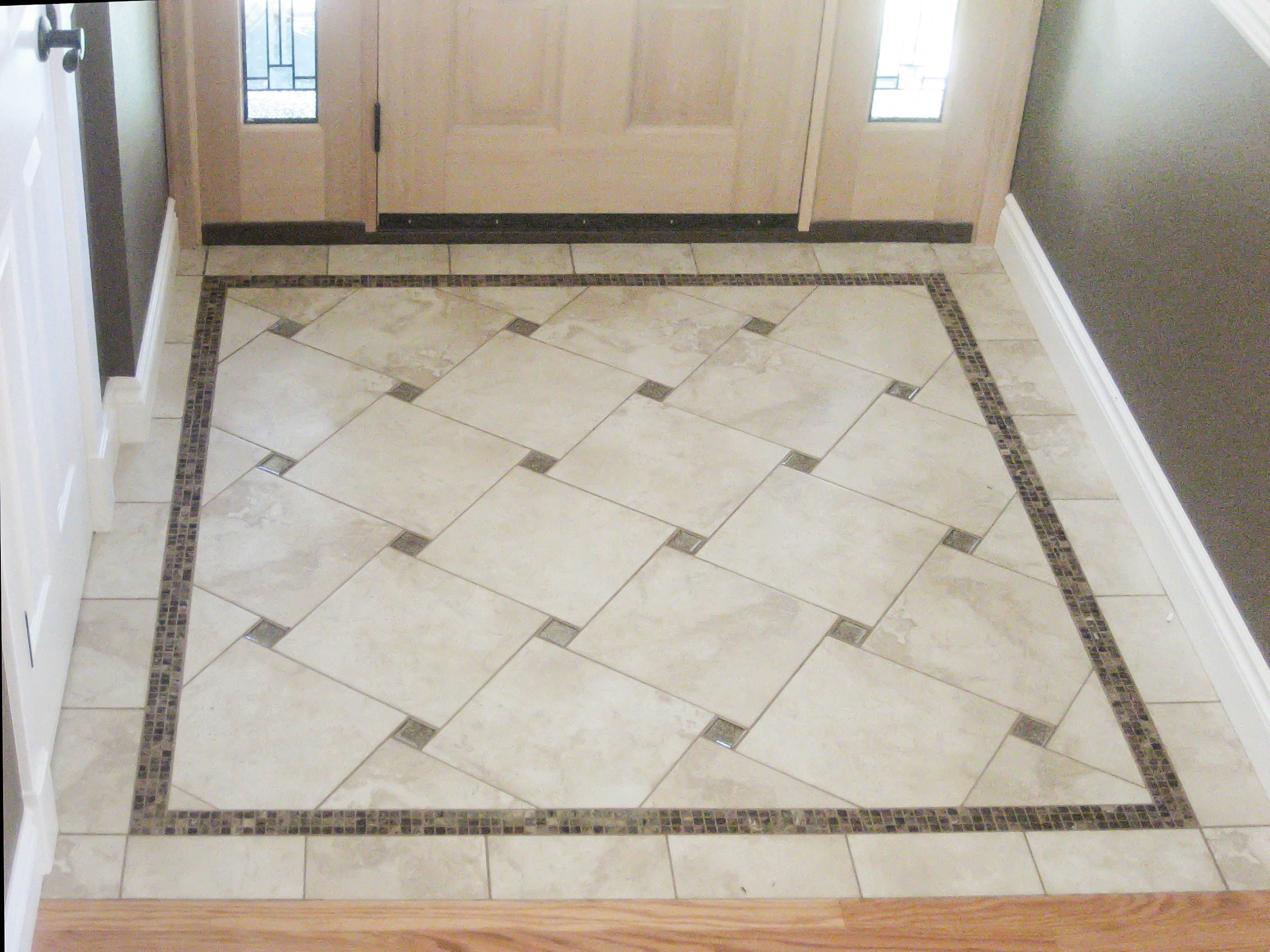 25 Best Ideas About Tile Floor Designs On Pinterest Flooring