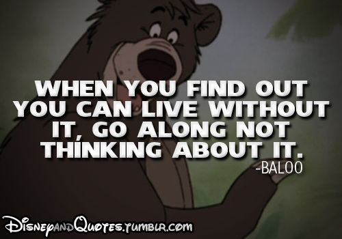Jungle Book Quotes Amazing Disney S The Jungle Book Quotes Picture