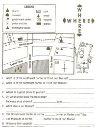 social studies worksheets